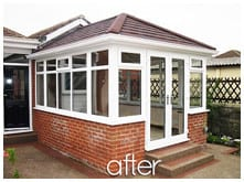 burtons tiled roof conservatories review image 2