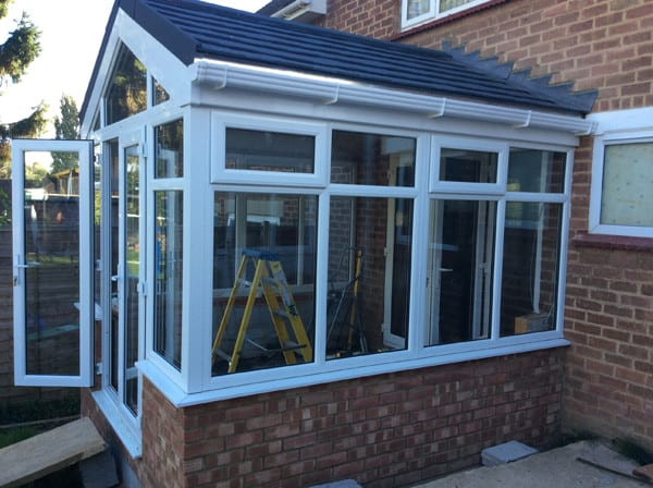 darren finch tiled roof conservatories review image 1