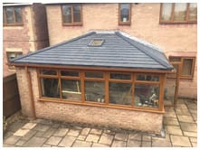 hambridge tiled roof conservatories review image 2
