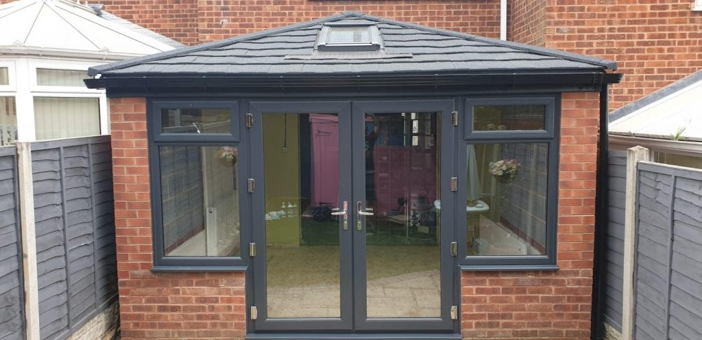 adam and rebecca tiled conservatory review