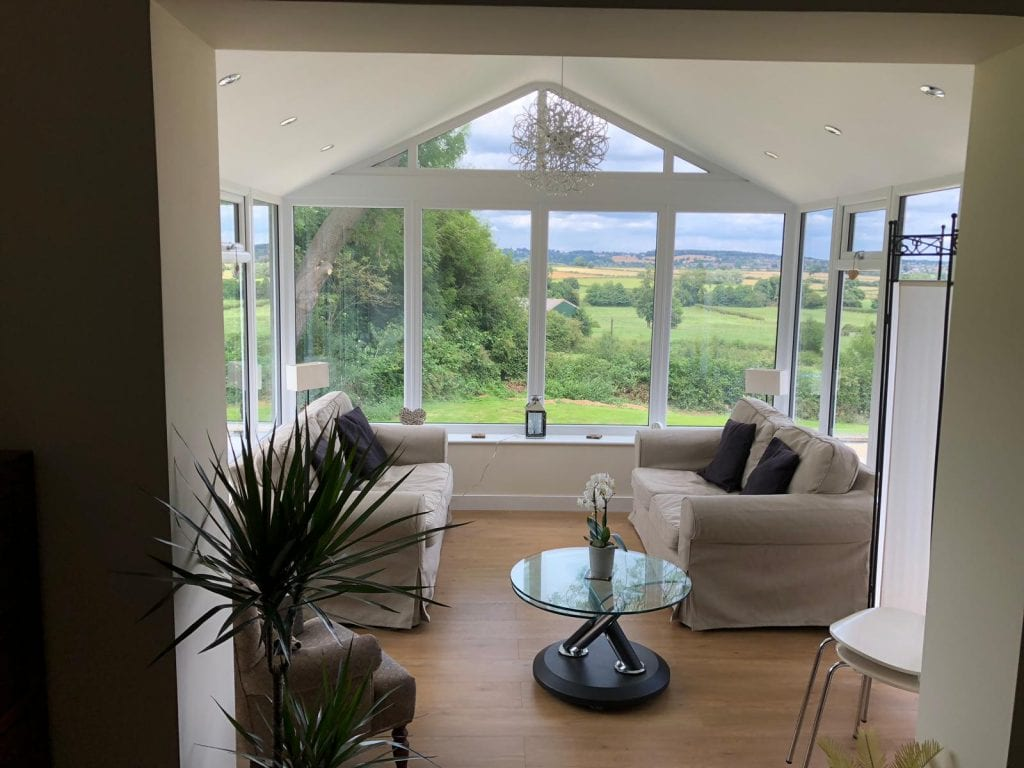 aleasha and james hampshire tiled conservatory review
