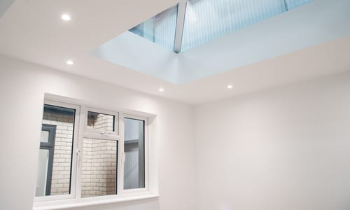 diy conservatories flat roof extensions